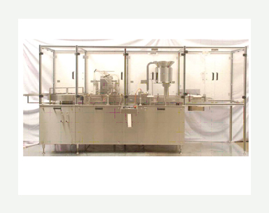 Vial Filling and Sealing machines
